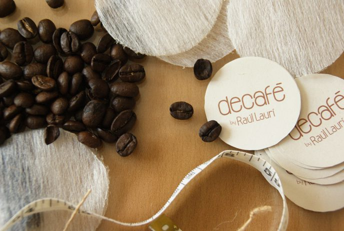 Decafé, nachhaltige Beleuchtung und Accessoires aus Kaffeesatz